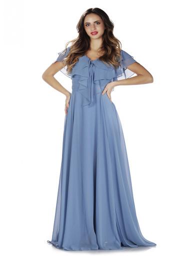 6ixty8ight Elbise Mavi